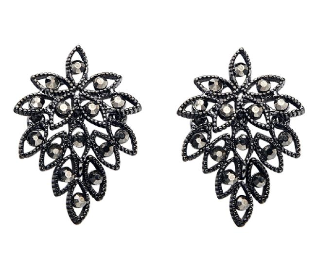 Boucles d'oreilles baroques Intrigue